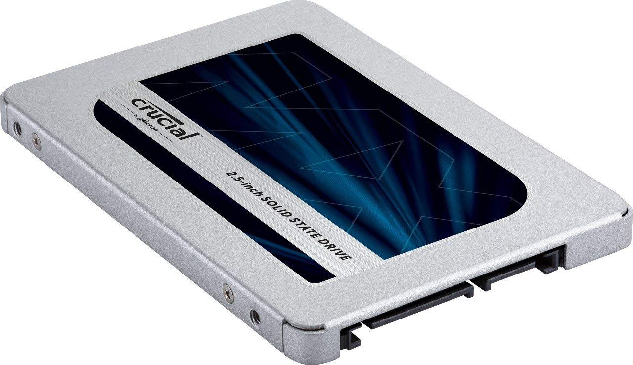 Crucial MX500 2.5″ Internal SSD